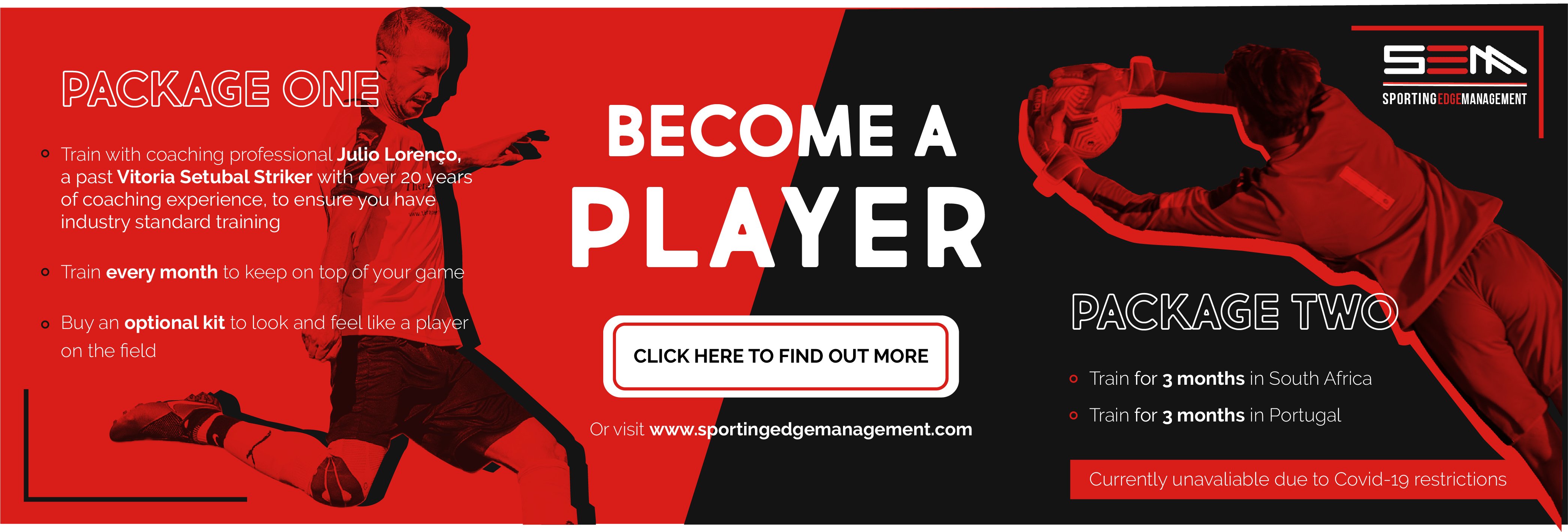Become a Player